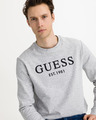 Guess Front Logo Pulover
