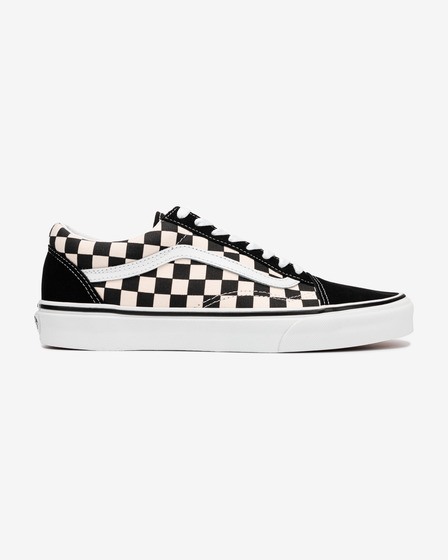 Vans Primary Check Old Skool Superge