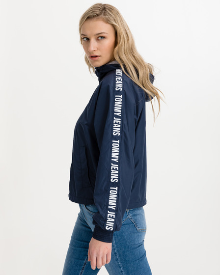 Tommy Jeans Repeat Logo Tape Jakna