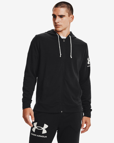 Under Armour Rival Terry Full Zip Pulover