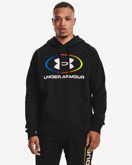 Under Armour Rival Fleece Lockertag Pulover