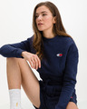 Tommy Jeans Super Cropped Badge Pulover