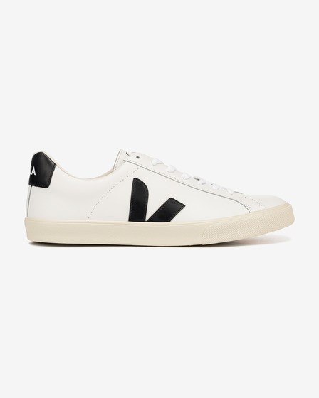 Veja Esplar Logo Leather Superge
