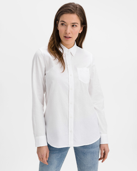 GAP Fitted Boyfriend Oxford Srajca