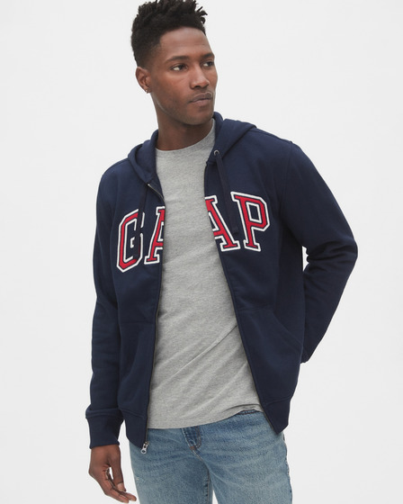 GAP Arch Logo Pulover