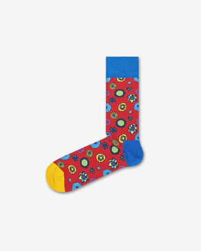 Happy Socks Flower Power Nogavice